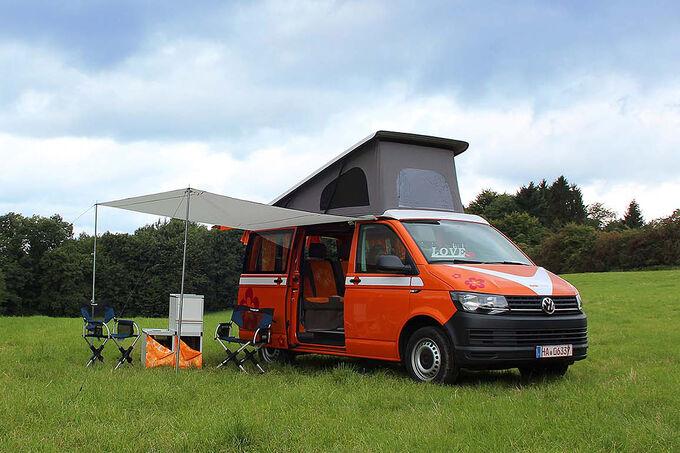 CMT 2016, Vorschau, Terracamper Flowcamper